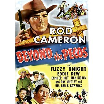 Beyond the Pecos [DVD] USA import