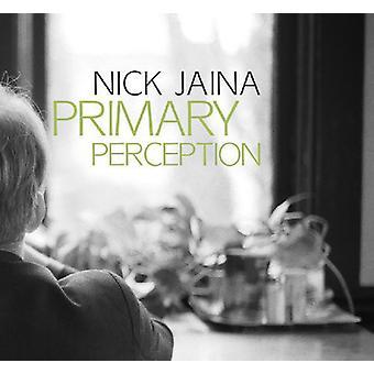 Nick Jaina - Primary Perception [Vinyl] USA import