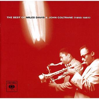 Davis/Coltrane - bästa av Miles Davis & John Col [CD] USA import