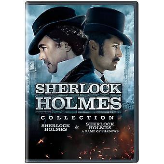 Sherlock Holmes / Sherlock Holmes: un gioco di importazione USA [DVD]