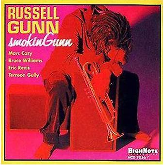 Russell Gunn - Smokin' Gunn [CD] USA import
