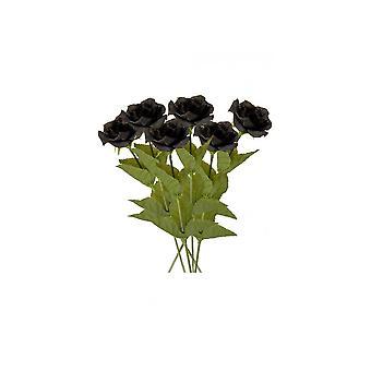 Alchemia Alchemy Gothic Gothic 6 czarnych róż