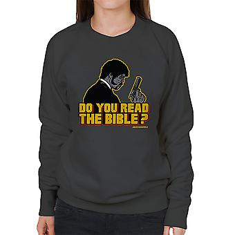 De herder Jules Winnfield Pulp Fiction Women's Sweatshirt