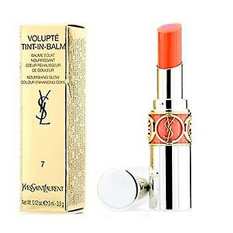Yves Saint Laurent Volupte Tint In Balm - # 7 Flirt Me Coral - 3.5g/0.12oz