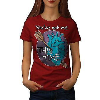 Ты меня любовь женщин RedT рубашки | Wellcoda