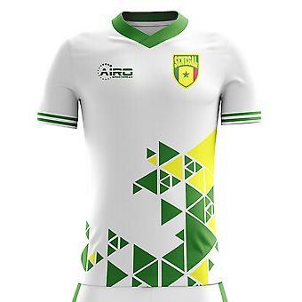 2020-2021 Senegal Home Concept Fotbal Shirt (Copii)