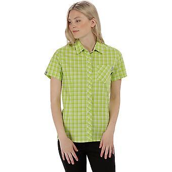 Regatta Womens/damer Honshu II Kortärmad Button Down Casual skjorta