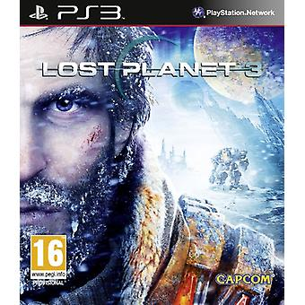 Lost Planet 3 (PS3) - New
