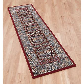 Da Vinci 57147 1454 punainen suorakulmio mattoja perinteiset matot