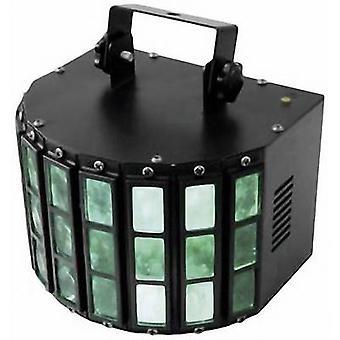 Eurolite mini D-5 LED-effect lampje Nee. aantal Led's: 6 x 3 W