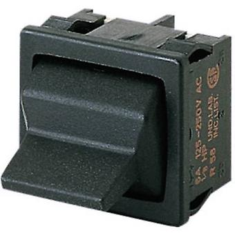 Marquardt 1819.1302 Toggle switch 250 V AC 6 A 2 x (On)/Off/(On) momentary/0/momentary 1 pc(s)