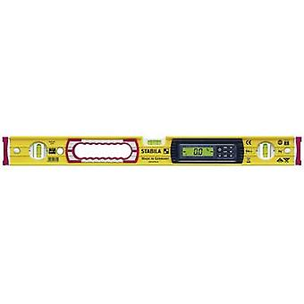 Stabila 196 ELECTRONIC IP65 17671 Digital level 80 cm 180 ° 0.5 mm/m