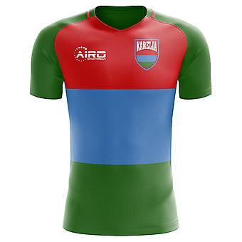 2020-2021 Karelia Home Concept Football Shirt - Kids