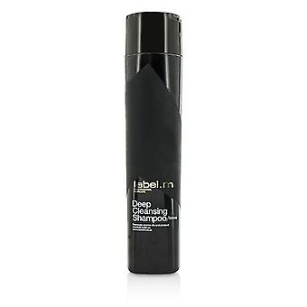 Label.m Deep Cleansing Shampoo (removes Excess Oils And Product Residual Build-up) - 300ml/10oz