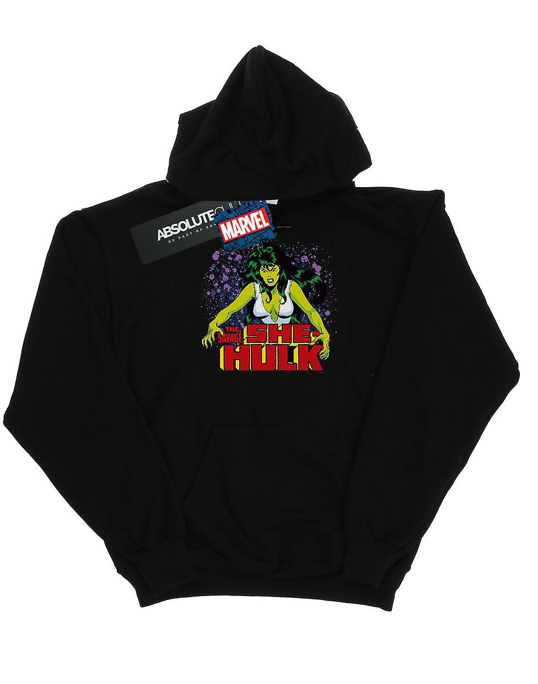 Marvel Men's The Savage She-Hulk Hoodie