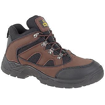 Amblers Unisex Steel FS152 SB-P Mid Boot / Mens Womens Boots