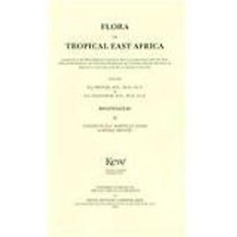 Flora of Tropical East Africa - Begoniaceae by Henk J. Beentje - 97818