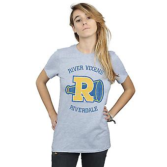 Riverdale kobiet rzeki Vixens chłopaka Koszulka