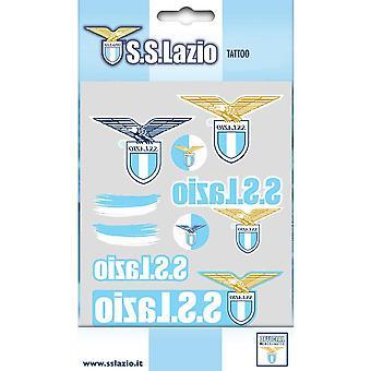 SS Lazio Adhesive Tattoo Pack