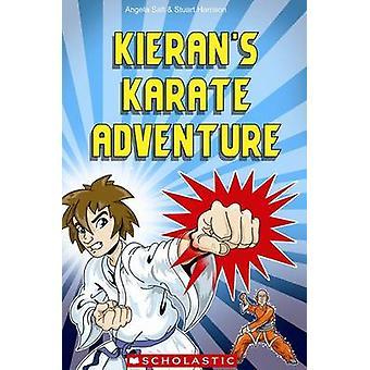 Kieran's Karate eventyr av Angela Salt - Stuart Harrison - 97819083