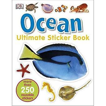Ocean ultimata klistermärke bok