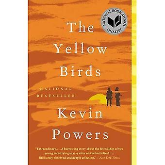 Les oiseaux jaunes