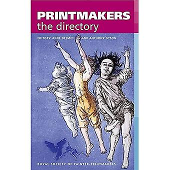 Printmakers: the Directory