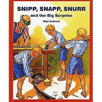 Snipp, Snapp, Snurr en de grote verrassing