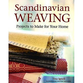 Scandinavian Weaving: 45 Patterns