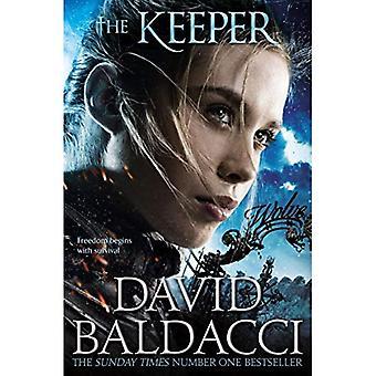 De Keeper: Boek 2 (Vega Jane)