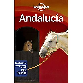 Lonely Planet Andalucia (Reisgids)
