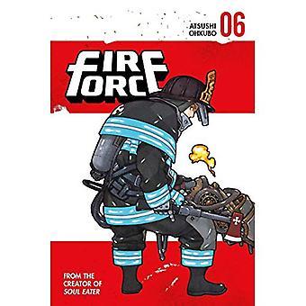 Brand kracht 6