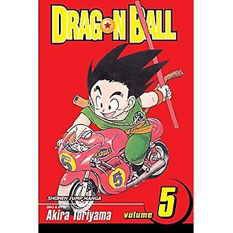 Dragon Ball: v. 5 (Dragon Ball (nemlig Paperback))