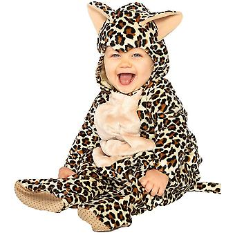 Nice Leopard Toddler Costume