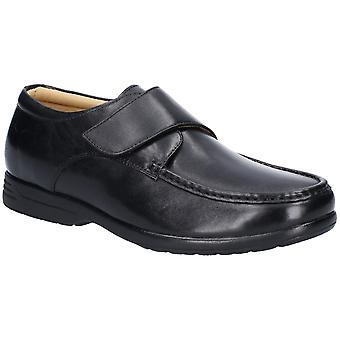 Vloot & Foster Mens Fred Dual passen Moccasin Oxford schoenen