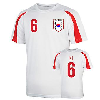 Sydkorea sport Training Jersey (ki 7)