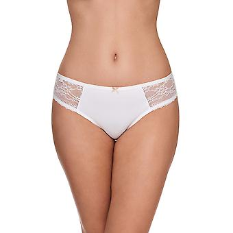 Susa 653 Women's Madeira Floral Embroidered Knickers Panty Full Brief