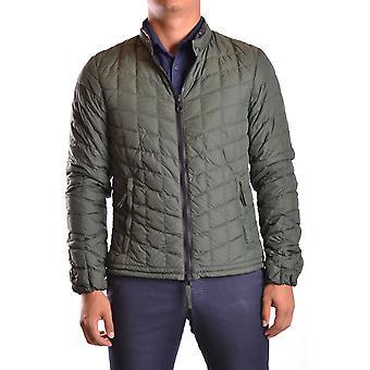 Duvetica Ezbc181004 Men's Green Nylon Outerwear Jacket