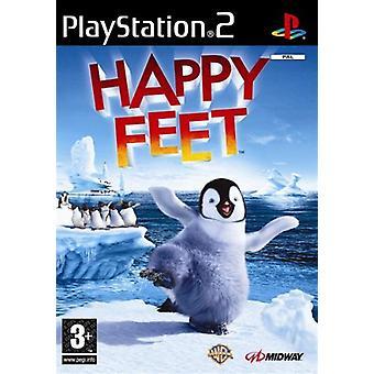 Happy Feet (PS2) - New Factory Sealed