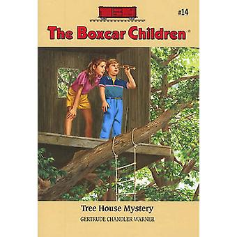 Tree House Mystery by Gertrude Chandler Warner - 9780807580875 Book