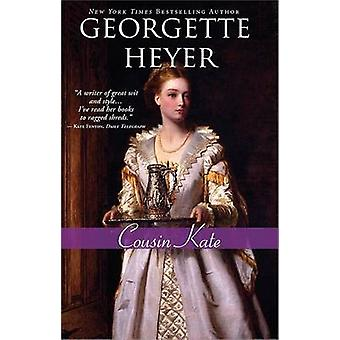 Cousin Kate by Georgette Heyer - 9781402217685 Book