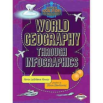 World Geography Through Infographics by Karen Latchana Kenney - Steve