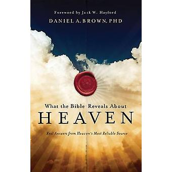 What the Bible Reveals About Heaven - Real Answers from Heaven's Most