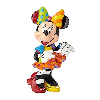 Britto Disney Minnie Mouse Large 90th Anniversary Figurine