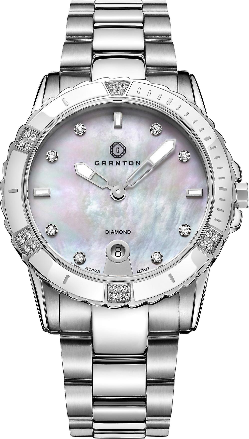 Granton - Influence - Women's Watch - Silver White