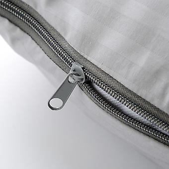 Snipe case Grey cotton satin to body pillow Estelle J-form