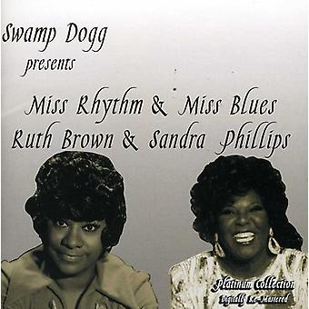 Brown/Phillips - Swamp Dogg Presents Miss Rhythm & Miss Blues [CD] USA import