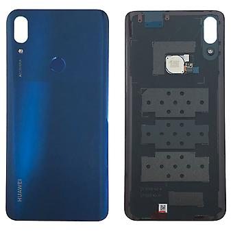 Huawei Battery Cover Cover Blue pour P Smart Z 02352RXX Repair New