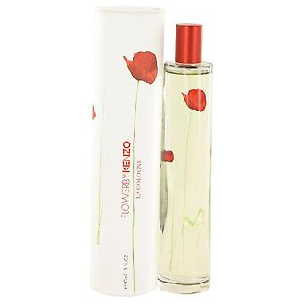 Kenzo Flower La Cologne Eau De Toilette Spray Par Kenzo 499009 90 ml