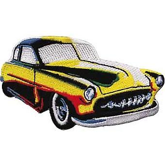 Patch - Automoblies - Rainbow Car Iron On Gifts New Licensed p-3928